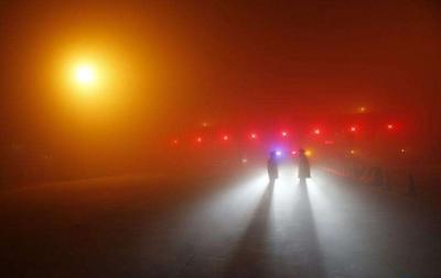 山東發布大霧紅色預警!部分地區能見度不足10米