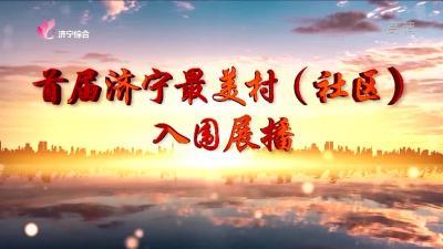 最美村(社区)丨首届济宁最美村(社区)入围展播:兖州区梁家村