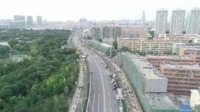 任城路-王母阁路升级改造及综合管廊项目竣工验收