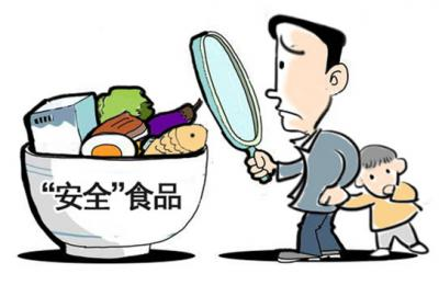 兗州區通報食品安全問題十大典型案例