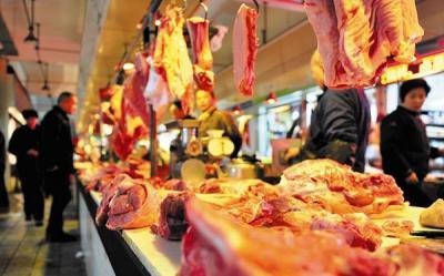 山东拟于春节前投放两万吨政府储备猪肉 低于市场价约10%