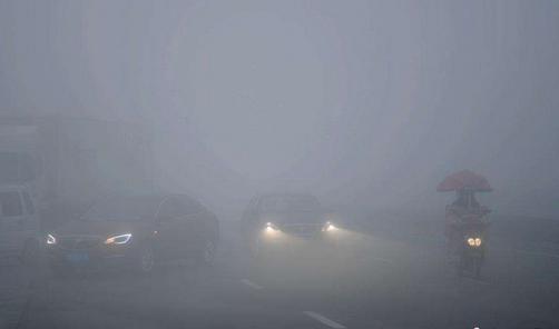 大雾预警|今夜明晨,济宁部分地区能见度小于500米
