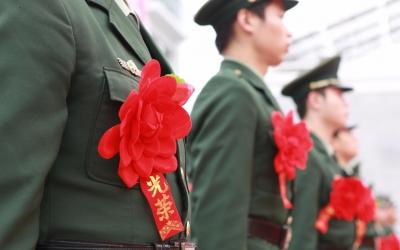 微山发布关于部分退役士兵保险接续工作的再次公告