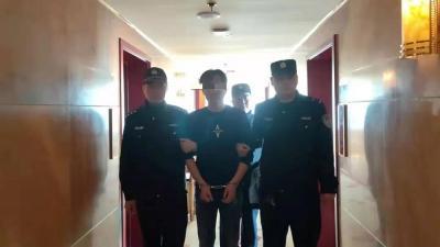 """三人狱中结识出狱后""""抱团""""盗窃被金乡民警制服"""