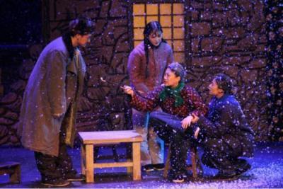 不同時代的家國情懷 國家藝術基金話劇《雪落無聲》必威betway上演