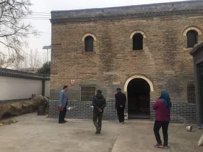 加強冬季防火 確保文物安全 金鄉縣文化和旅遊局深入開展巡查工作