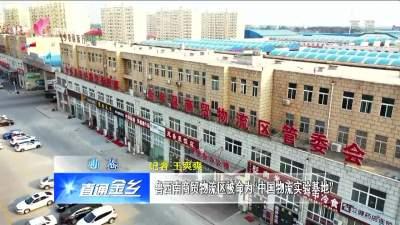 """金鄉:魯西南商貿物流區被命為""""中國物流實驗基地"""""""