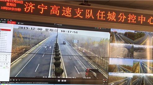 济宁辖区部分高速因雾关闭 驾驶员注意出行路线