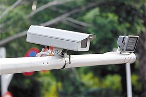 司机注意!济宁南二环近期将启用7处电子监控设备