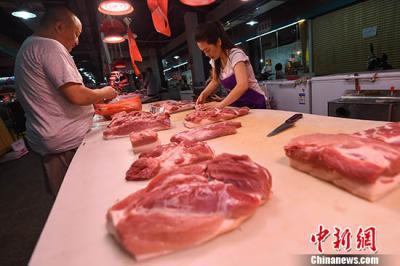 """""""吃肉自由""""指日可待!中国印发生猪生产恢复方案:2021年恢复常年水平"""