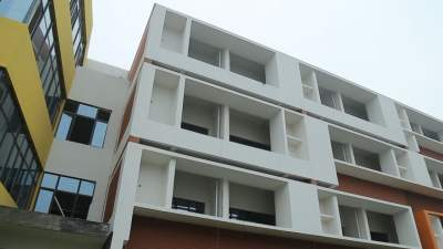 济宁市特殊教育学校二期工程预计2020年暑假后投入使用