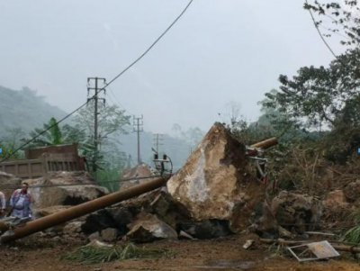 11月全國自然災害致2人死 直接經濟損失22.9億元