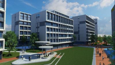 """棋牌现金游戏娱乐楼市新物种! 未来城低密度&低楼层的""""洋房式公寓"""",你感兴趣吗?"""