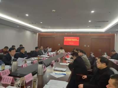 济宁市科技局机关党委召开2019年度基层支部书记抓党建述职评议会议