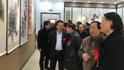济宁市美协新成立少儿艺委会举办首届师生优秀作品展