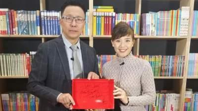 闫虹访谈 | 疯狂英语说济宁——李阳