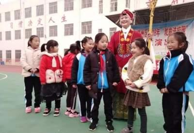 兗州弘揚傳統文化  戲曲進校園實現全覆蓋