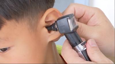 感冒耳朵疼   警惕急性中耳炎!