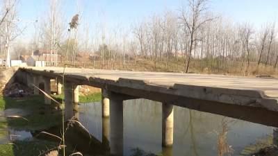 问政济宁回头看|鱼台:危桥存在安全隐患 村民急盼修缮