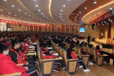 """鱼台县举行2019年""""宪法宣传周""""暨""""法治宣传教育月""""启动仪式"""