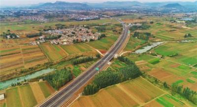 山东省一长串交通大项目架设未来发展高速路