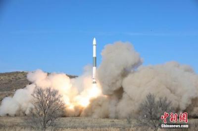 """中国成功发射""""吉林一号""""高分02B卫星 可为农林业提供遥感服务"""