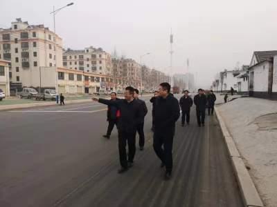 汶上县中都街道遍访活动接地气解民忧