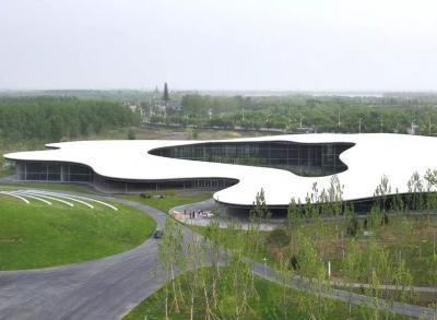 济宁美术馆入选2019年全球最受瞩目的十座博物馆建筑