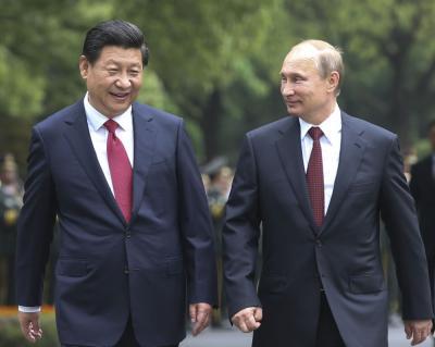 中俄兩國元首視頻連線,是為了這件事