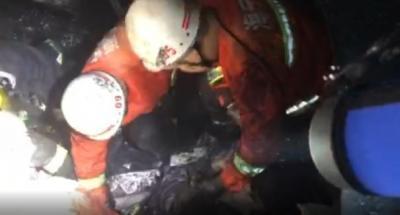 浙江海寧一印染廠污水罐體坍塌,已致4死16傷