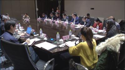 韓國環境政策評價研究院代表團來濟寧市考察