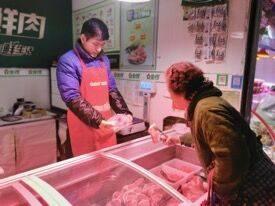 猪肉价回落,每斤下降8-10元!政策助力生猪产能持续恢复