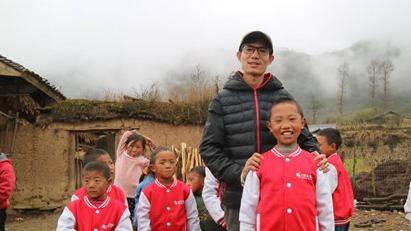 新春走基層丨濟寧90后支教青年帶大涼山的孩子回家過春節