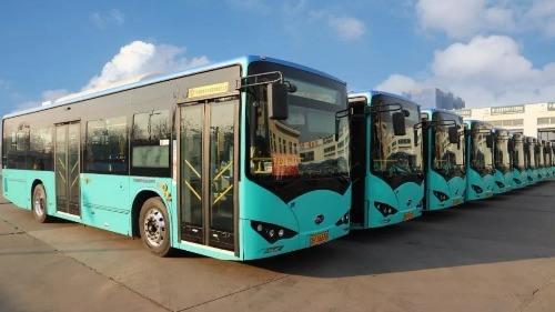 濟寧公交線路運營有調整!23條線路暫時停運