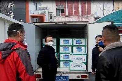 抗击疫情在行动|任城区积极防控疫情 保居民健康安全