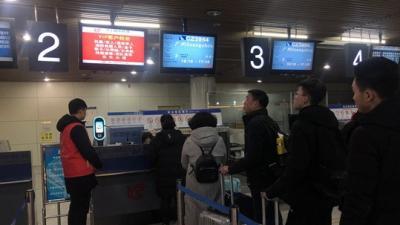 济宁曲阜机场春运期间旅客吞吐量将达16万人次