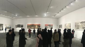 故事里的济宁——济宁市重大题材美术创作工程作品展开展