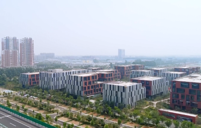 棋牌现金游戏娱乐经开区:西部产业新城正在加速崛起!