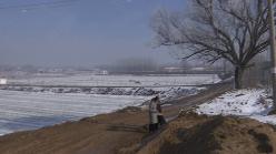 蹲点Vlog丨济南长清区黄河滩区搬迁进行时 村民:搬进新房舒坦多啦