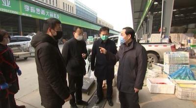 細之又細,嚴之又嚴!濟寧市長石光亮檢查疫情防控工作