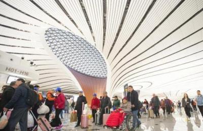 2020春运今日启幕,山东环行高铁将显身手
