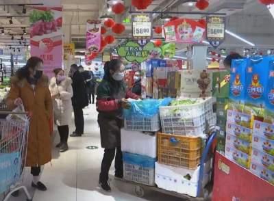 金乡积极做好疫情防控期间物资储备和供应