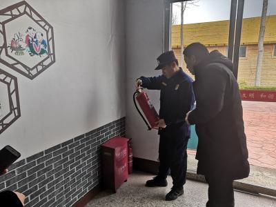 金乡开展文化和旅游领域消防安全联合检查