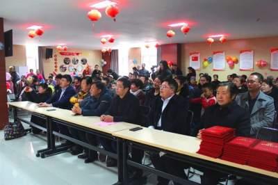 太白湖新區許莊街道京杭佳苑社區成功舉辦2020年聯歡會
