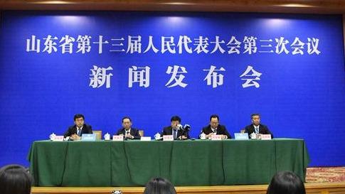 4個首次!山東省人代會首設新聞發言人,啟用電子閱文系統