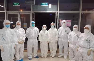 山东青岛首例新型冠状病毒感染的肺炎患者治愈
