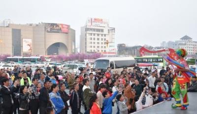 """济宁开展""""我们的中国梦""""文化进万家冬春文化惠民季系列活动"""