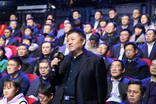 兗州區司法部門負責人在問政現場