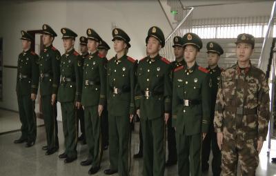 嘉祥县领导走访慰问济宁军分区及嘉祥驻军
