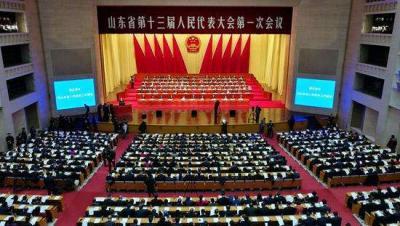 济宁代表团分组审议省政府工作报告